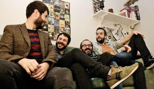 Esta banda bilbaína se presenta como uno de los exponentes del indie-rock español.