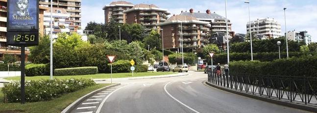 La carretera hacia el faro es el banco de pruebas del proyecto Green Road en Santander