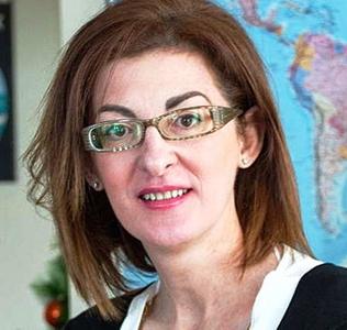 La eurodiputada de UPYD Mayte Pagazaurtundúa