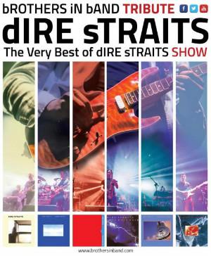 bROTHERS iN bAND está considerado como el mejor tributo a Dire Straits.