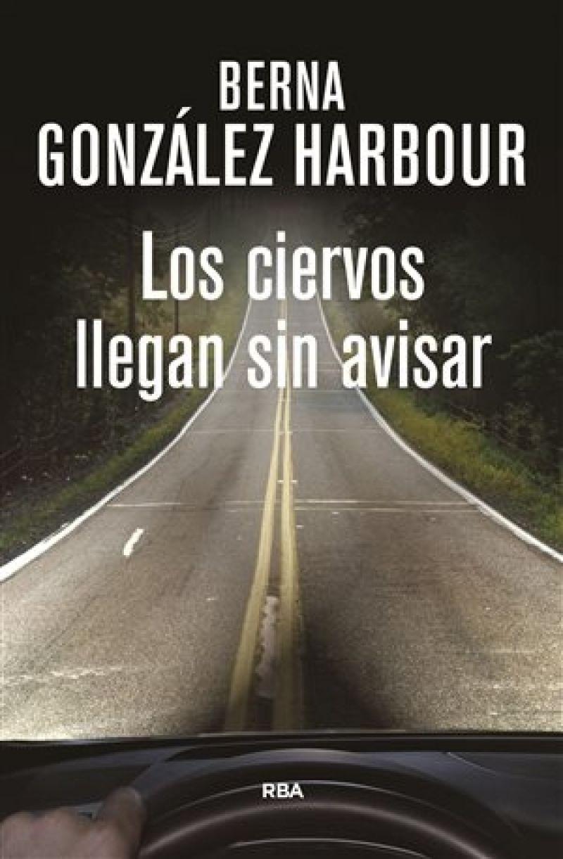 Portada del libro de Berna González Harbour.