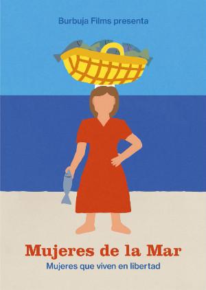 Cartel de 'Mujeres de la mar'
