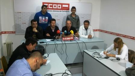 El Comité de Empresa de Néstor Martin denunció irregularidades
