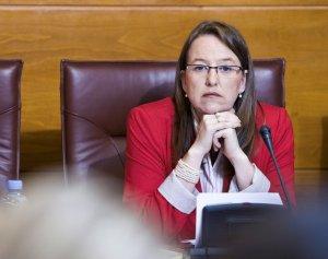 Leticia Díaz, consejera de Presidencia y Justicia