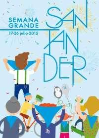 Cartel de la Semana Grande de Santander
