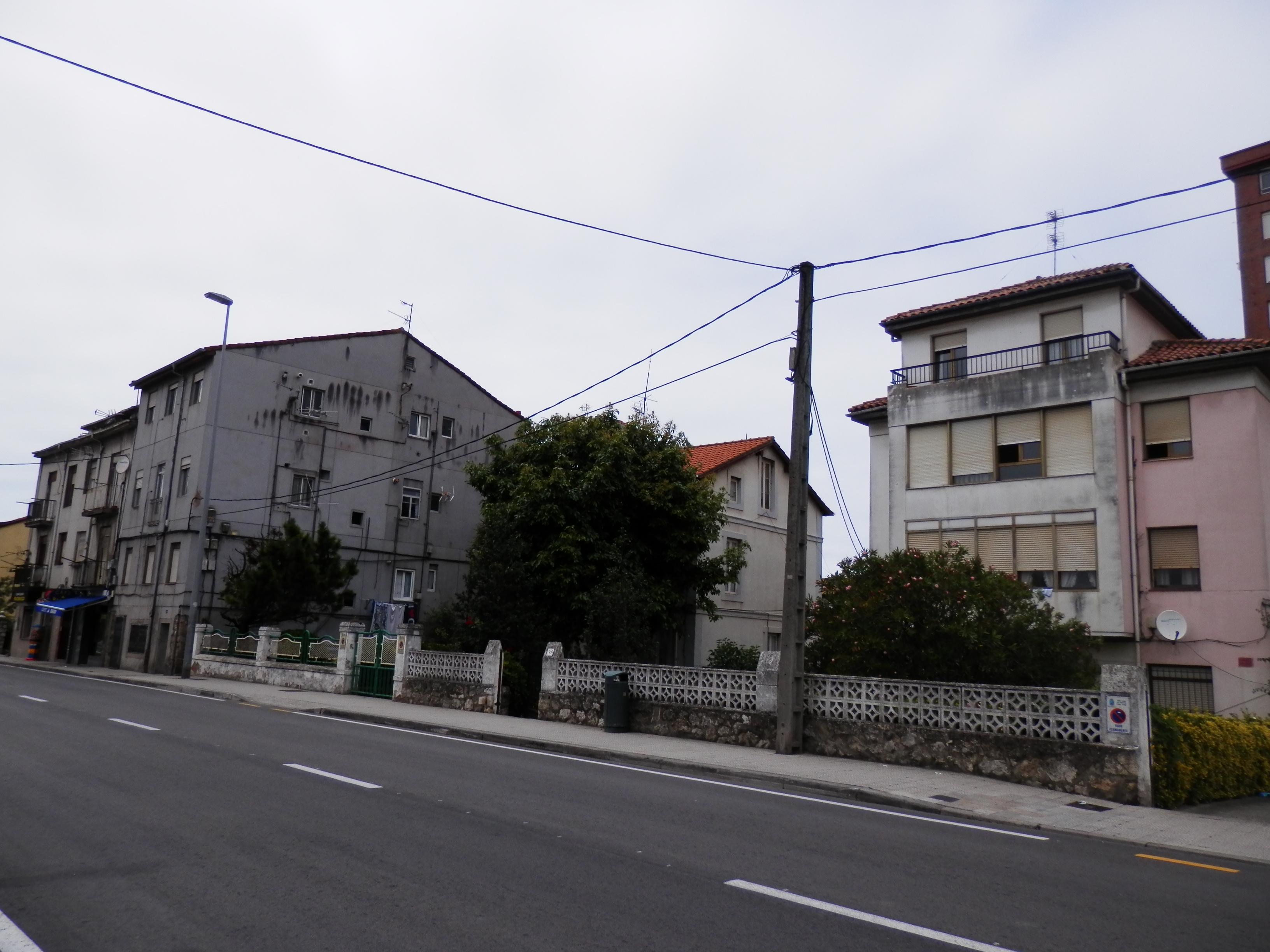 Conjunto de casas de El Pilón.