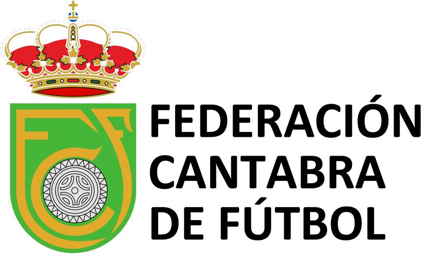 Logo de la 'Federación Cántabra de Fútbol'