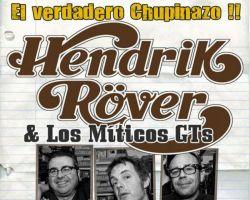 """El grupo """"Hendrik Röver & Los Míticos"""" actúa este viernes en la sala Niágara"""