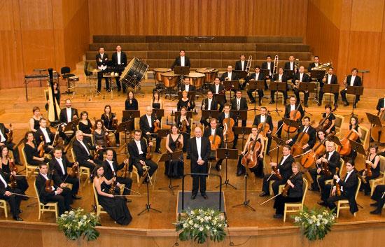 La orquesta RTVE inauguró la pasada edición del FIS 2015|| FOTO: RTVE.ES