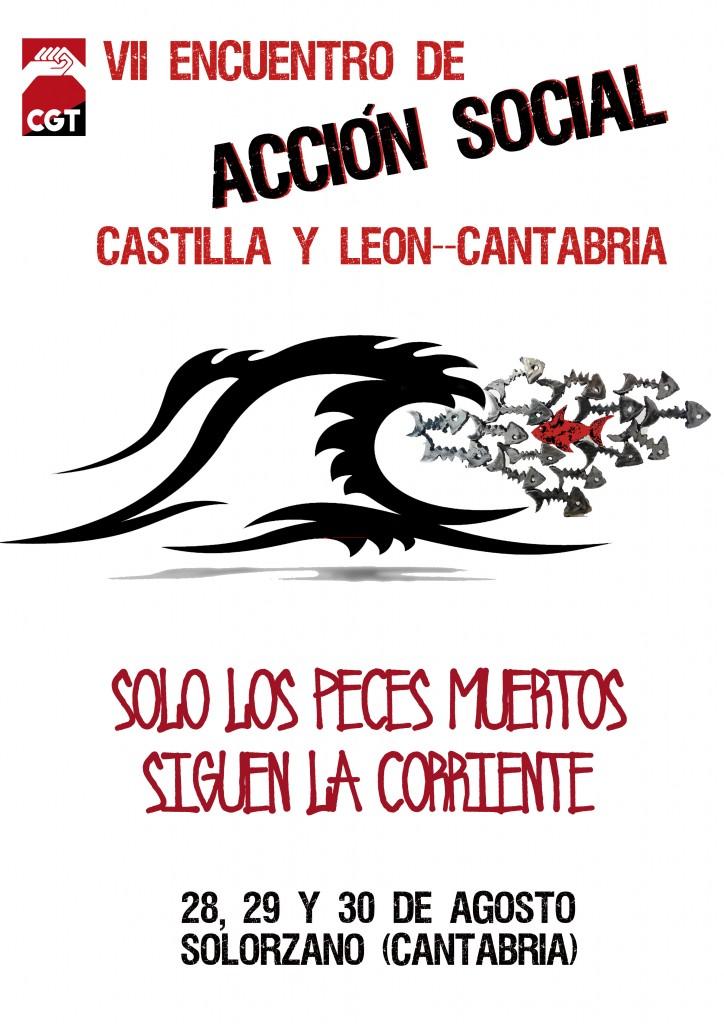 Cartel del encuentro de este año de Acción Social.