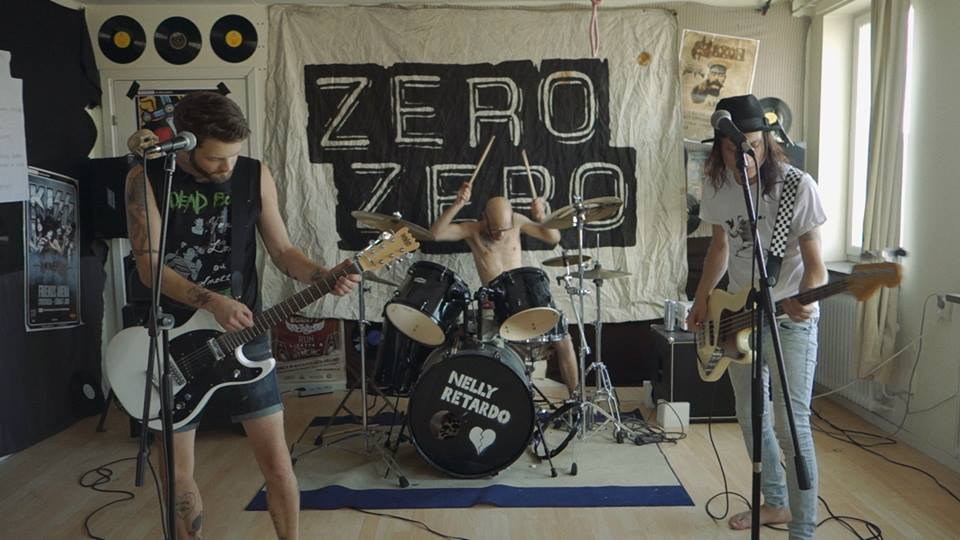 El grupo nórdico Zero Zero, uno de los protagonistas de Midnight Sun
