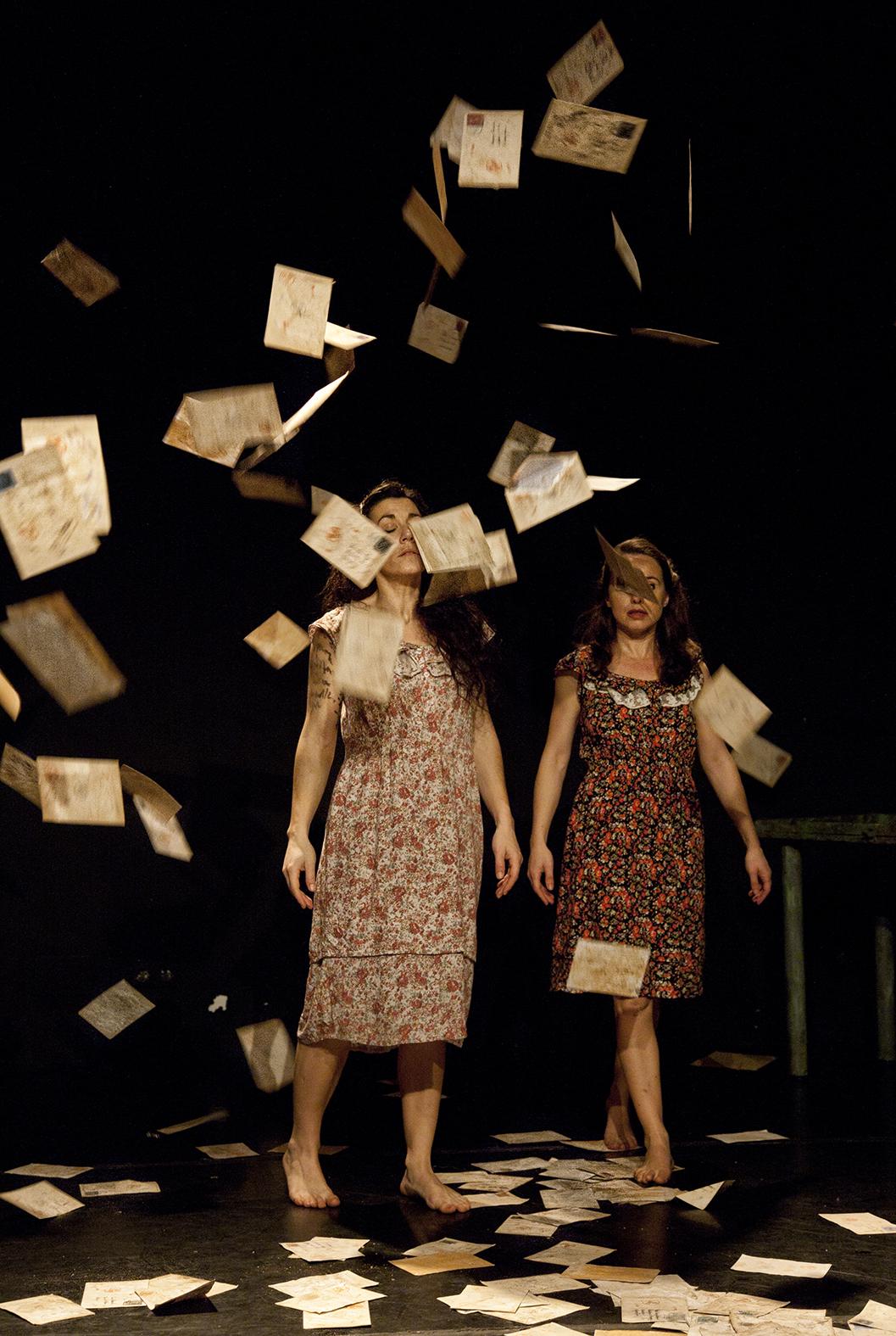 Obra de teatro 'Cartas de las Golondrinas'.