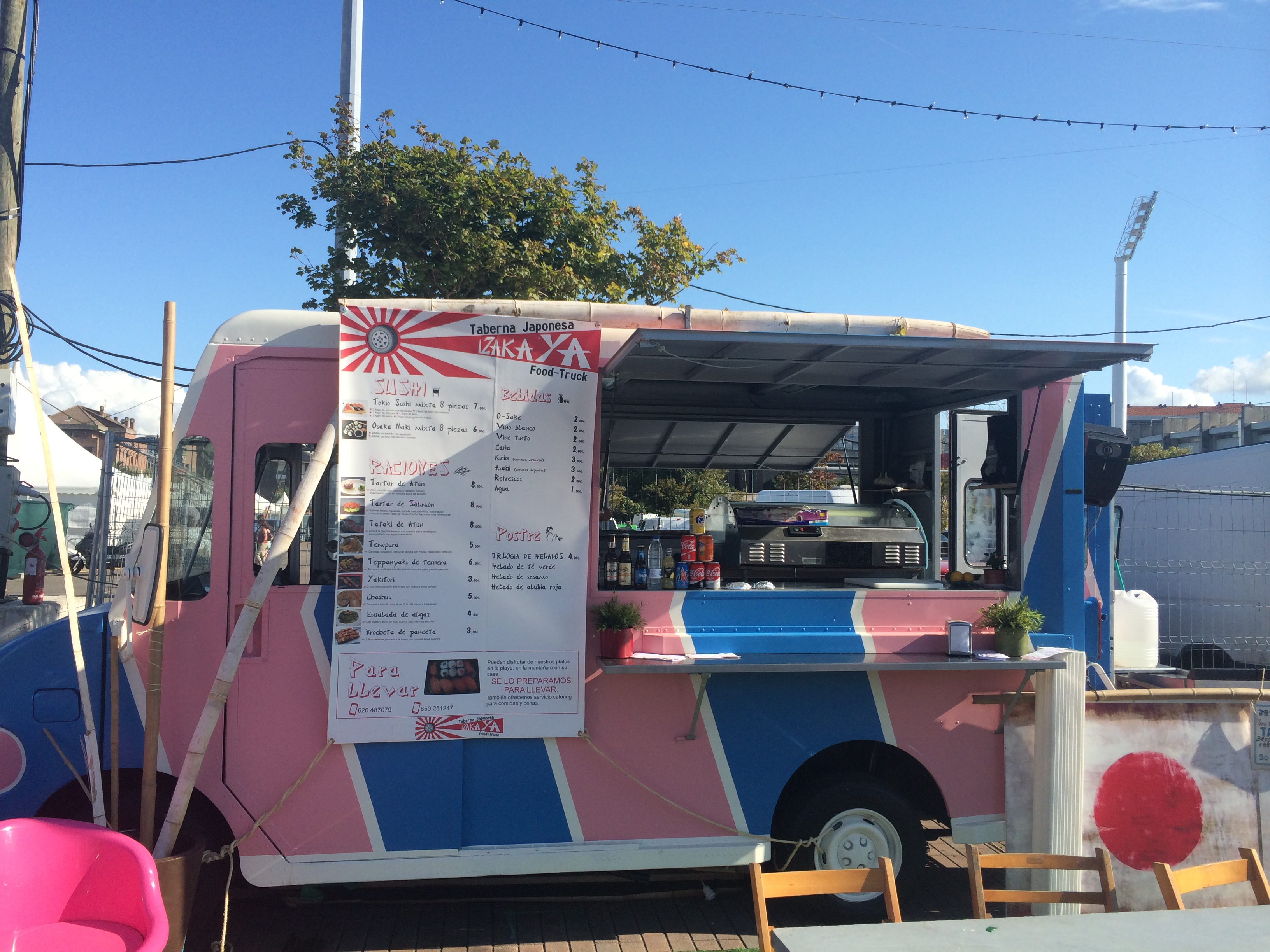 Food Truck de Japón