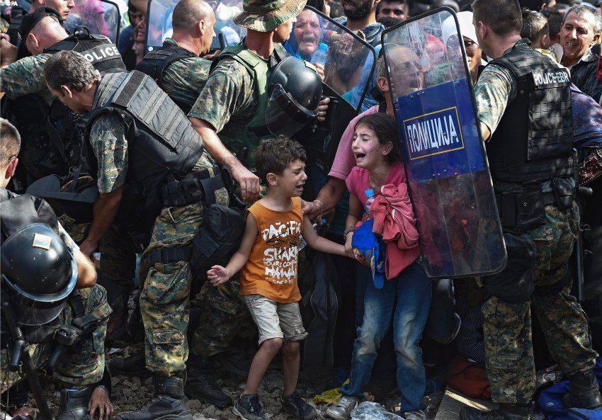 La llegada de los refugiados sigue sin solución