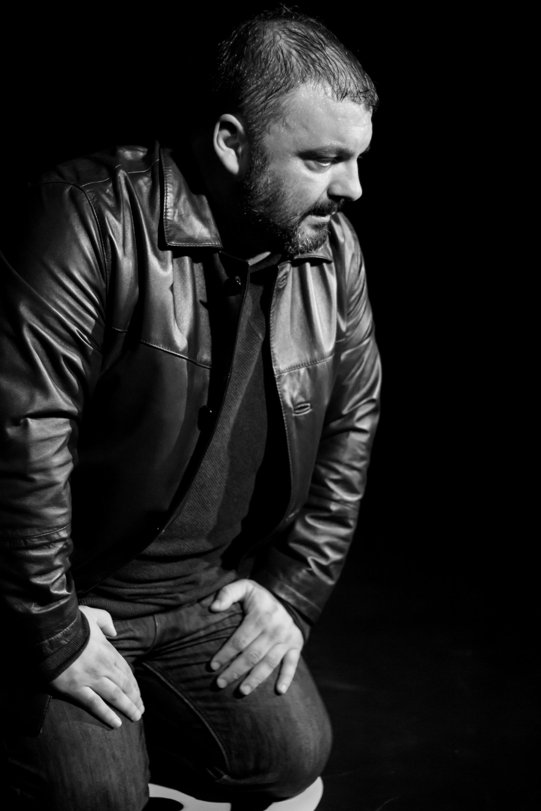 Sandro Cordero es director de varias obras que se representarán en 'Teatro de una noche de verano'