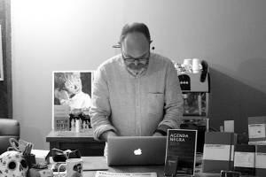 Paco Gómez Nadal,  autor del libro.