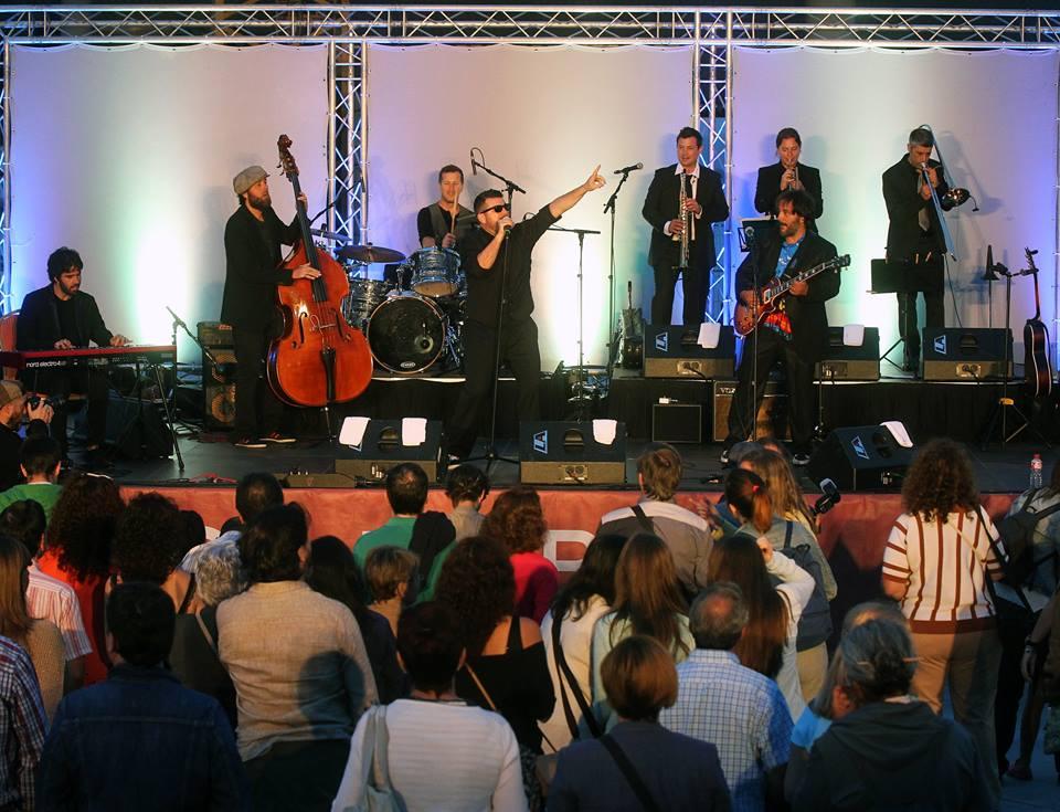 Uno de los conciertos celebrados este verano en las inmediaciones del Centro Botín