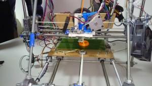 Impresora 3d del FabLab