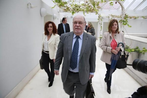Juan José Sota, consejero de Economía