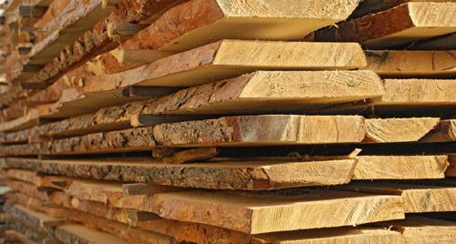 Las empresas de la madera son grandes consumidoras de energía