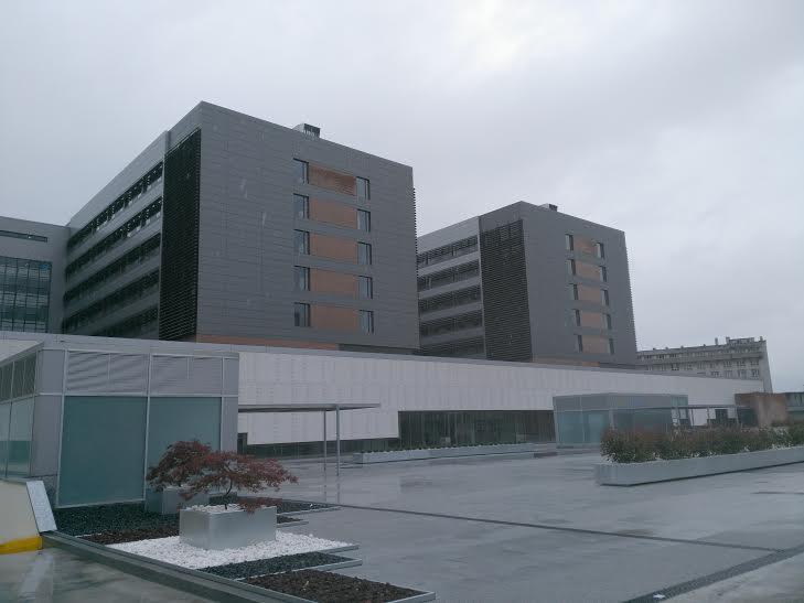 El Hospital Valdecilla