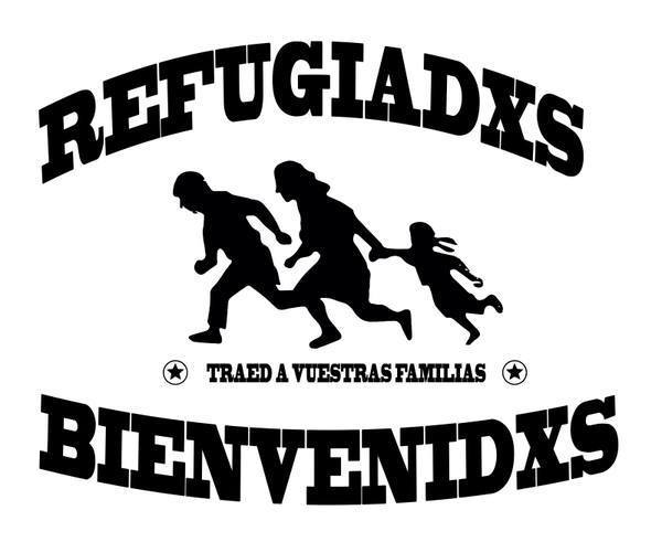 Refugiados, bienvenidos