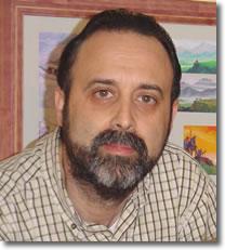 El editor Jesús Herrán