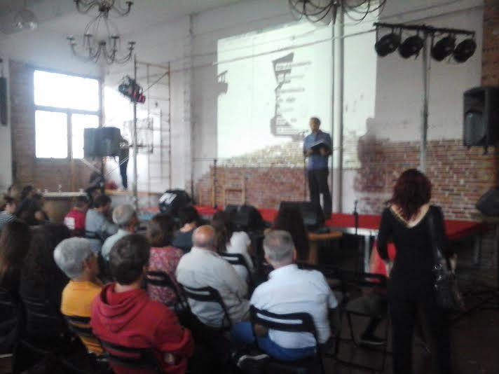 La Nave que Late acogió un evento de creadores a favor de los refugiados