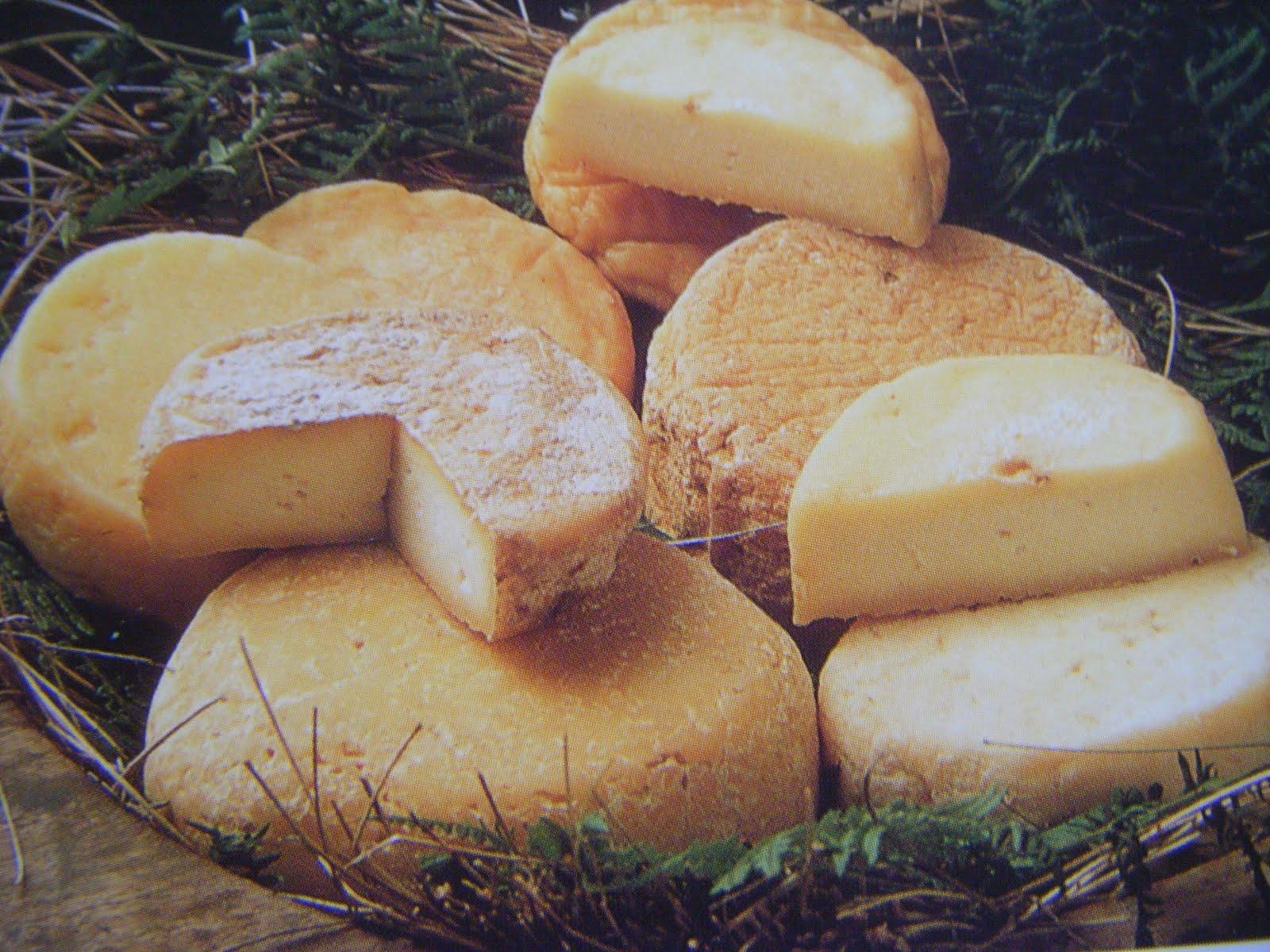 Los quesos de Liébana