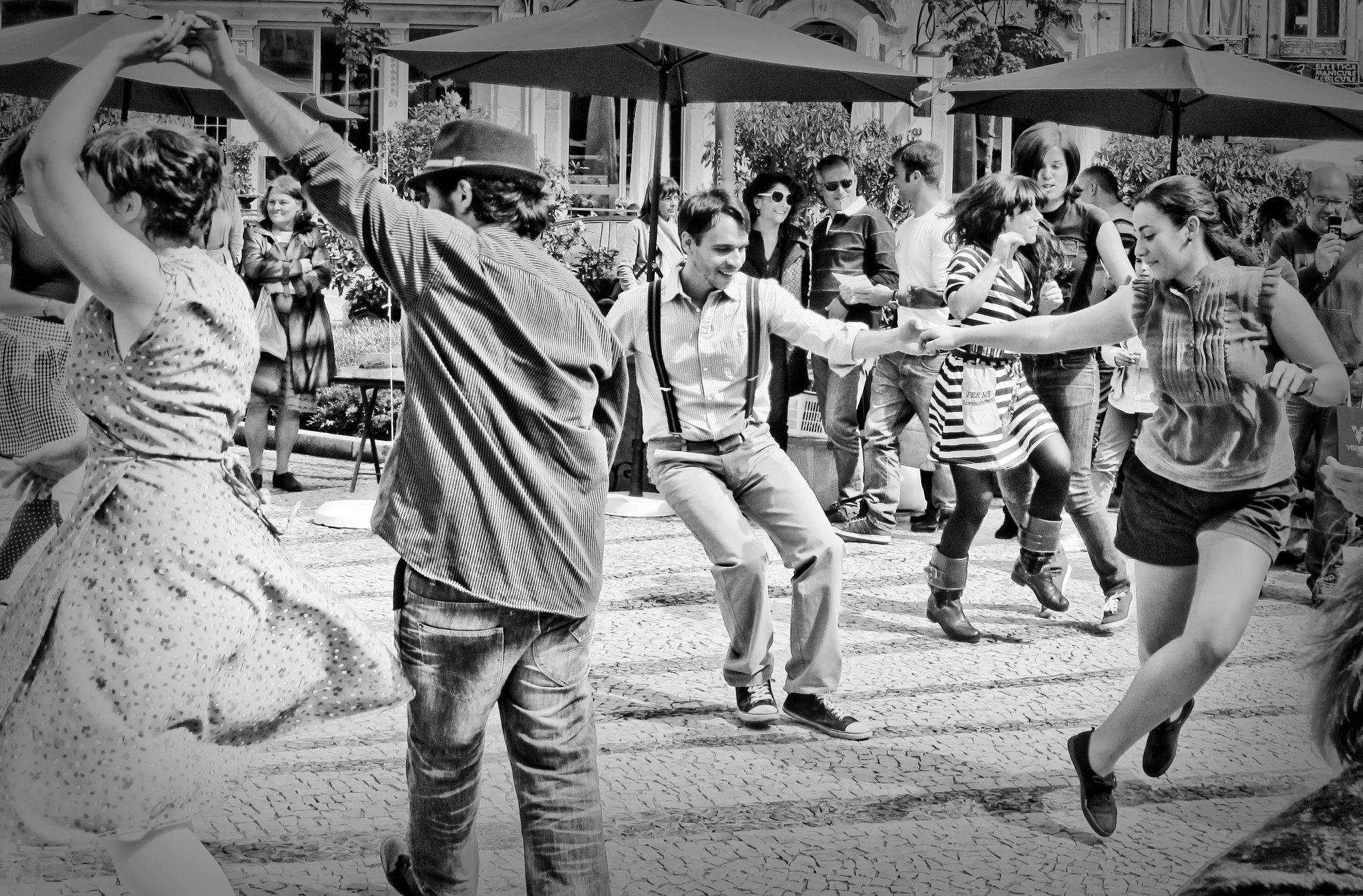 El swing amenizará la fiesta de despedida del Corto y Creo