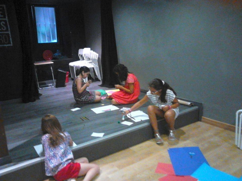 Los niños son destinatarios de las actividades de Sala de Tres