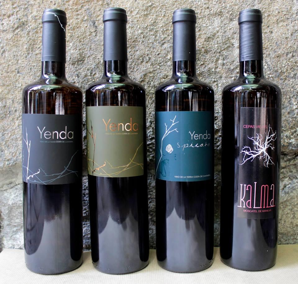 Los vinos de yenda protagonizaron el primer maridaje del otoño