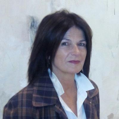 Julia Casanueva, presidenta de la Real Federación Española de Vela