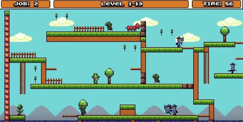 'Job The Leprechaun' de Herrero Games.