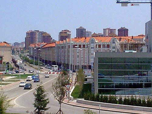 El Alisal es una de las zonas de expansión reciente en la ciudad