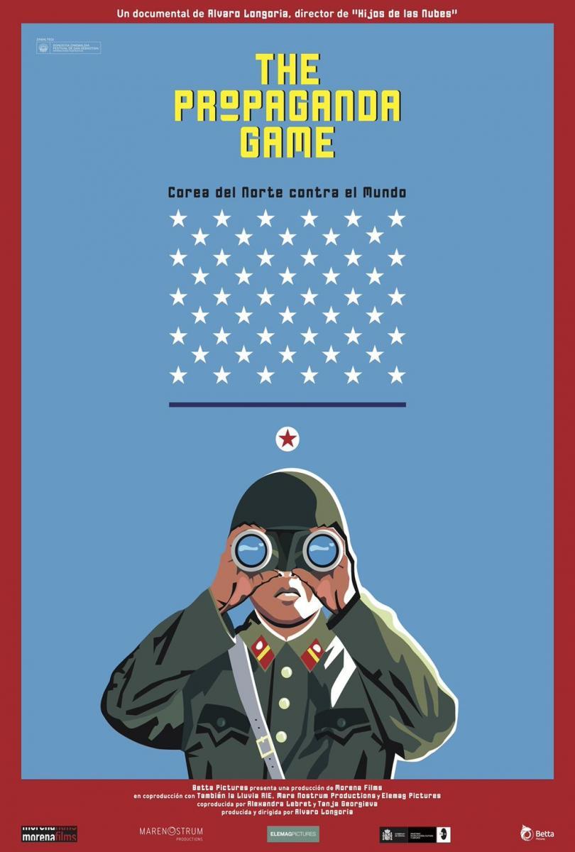 Un film de Álvaro Longoria sobre la propaganda en la dictadura de Corea del Norte