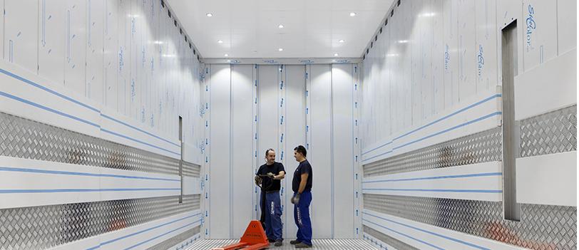 Imem construye y exporta ascensores de gran capacidad desde Cantabria