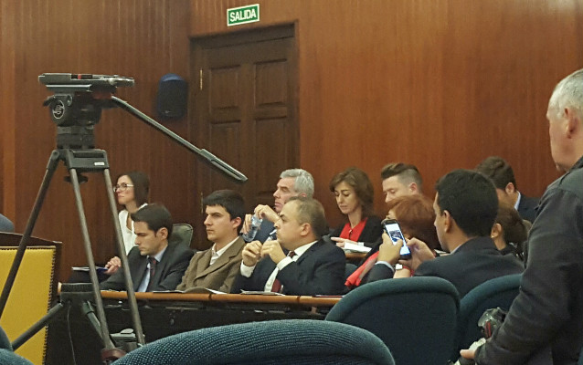 La oposición del PRC-PSOE ha votado en contra de la moción del MUPAC.