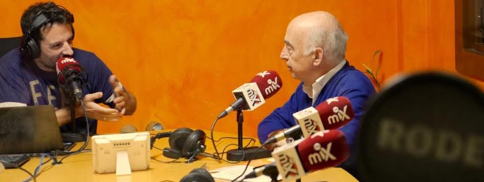Carlos Pracht entrevistado por Guillem Ruisánchez