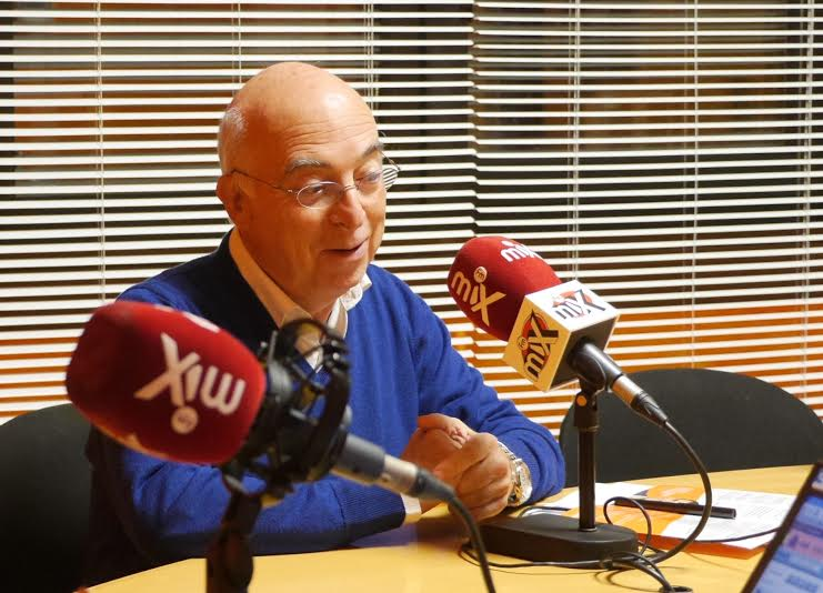Carlos Pracht, de profesión médico