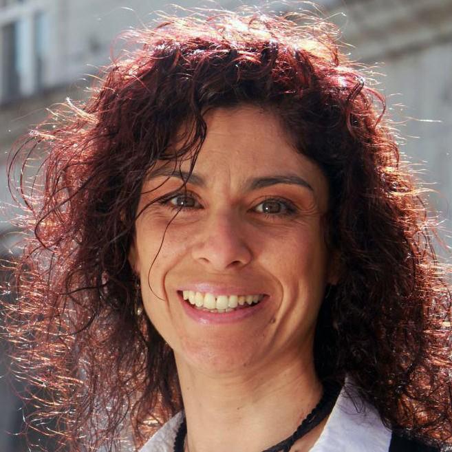 Rosana Alonso, cabeza de lista de Podemos