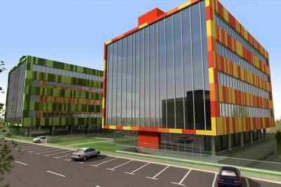 Edificio Salia en el PCTCAN