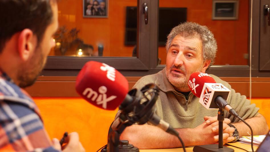 Sergio Tamayo, candidato de Unidad Popular en las pasadas generales