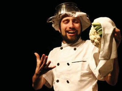 'Don Quijote, una comedia gastronómica'.