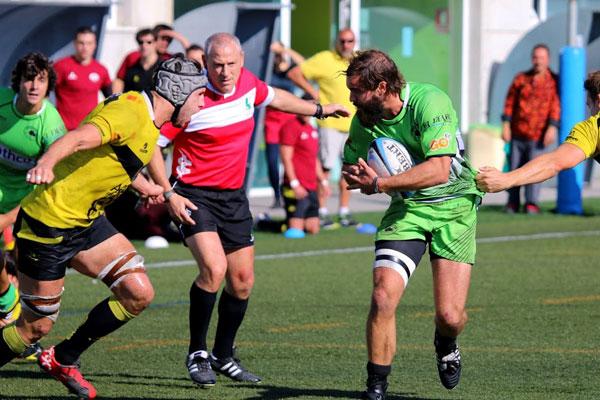 Bathco volverá a verse con Getxo en Copa. Foto: Marcos Fierro
