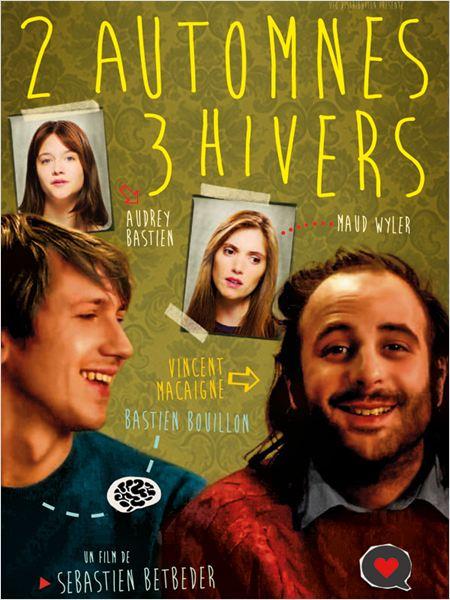 'Dos otoños, 3 inviernos' fue una de las películas den año en Francia en 2015.