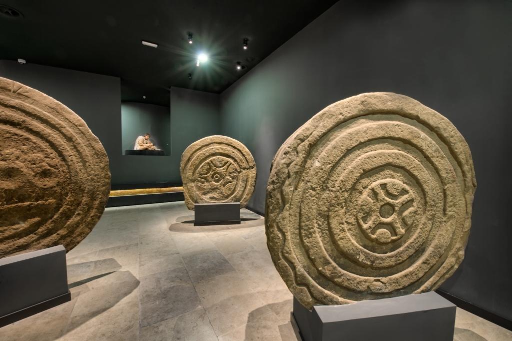 Los meejores kebaps de la ciudad se vendían en la sede del Museo de Prehistoria