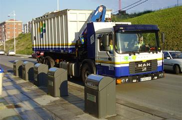 Servicio de basuras