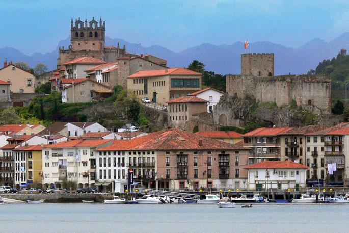 Los vídeos se centran en la promoción turística de San Vicente de la Barquera.