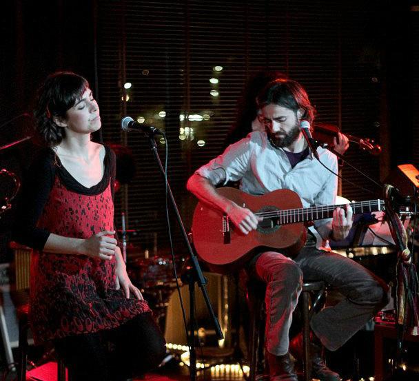 Spanish Peasant en concierto. Foto: Spanish Peasant.